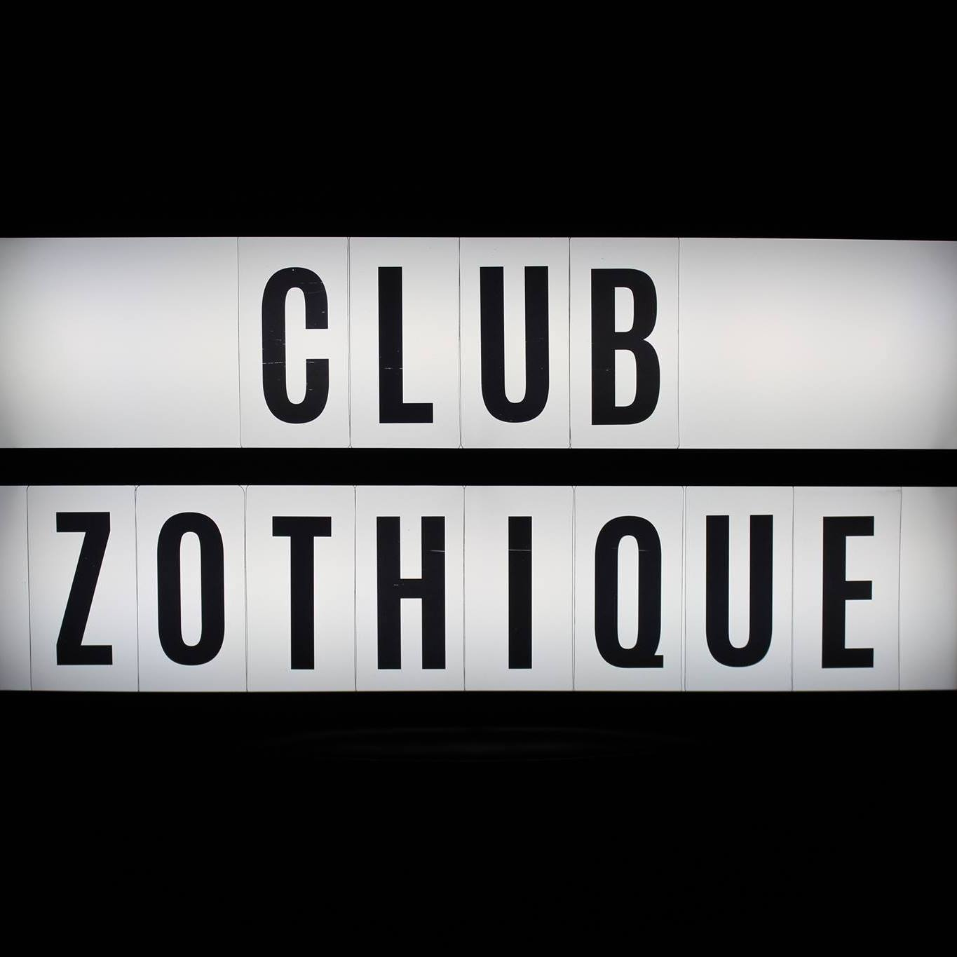 Club Zothique - Out of Phase